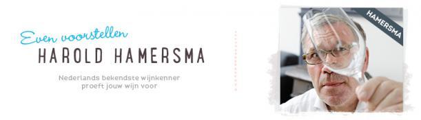 Wijnjournalist Harold Hamersma selectie van bijzondere wijnen